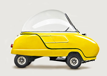 p50cars com – Remanufacturing the World's Smallest Car!